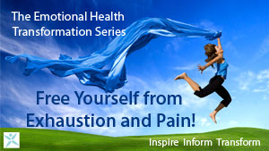Emotional Health Transformation Series - Manage and Master stress and emotions for optimal health and wellbeing