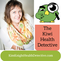 Kim Knight The Kiwi Health Detective on ITunes
