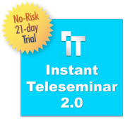Run your own Teleseminars