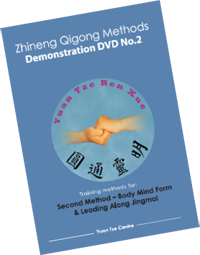 Zhineng Qi Gong DVD No.2: Body Mind Form and Leading Along Jingmai $40