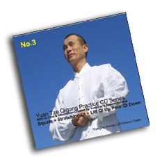 Zhineng Qi Gong CD o.3 Wall squats, Stretching Qi, Lift Qi Up, Pour Qi Down Tt: 61min